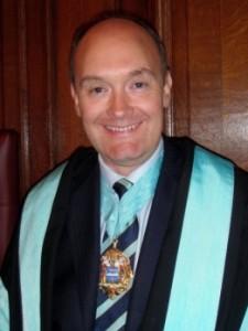 Edward Macey-Dare