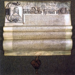 Charter of the Incorporation