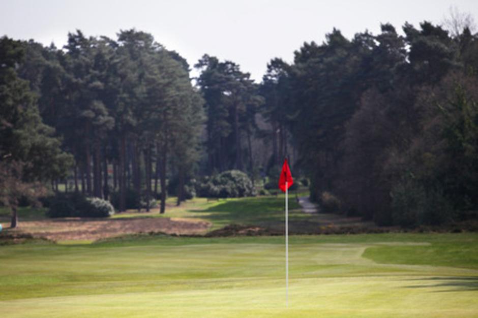 18th Hole, West Hill Golf Club